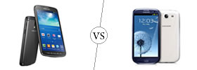 Samsung Galaxy S4 Active vs Samsung Galaxy S3