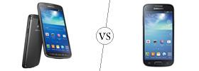 Samsung Galaxy S4 Active vs Samsung Galaxy S4 Mini