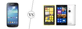 Samsung Galaxy S4 Mini vs Nokia Lumia 925