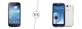 Samsung Galaxy S4 Mini vs Samsung Galaxy S3
