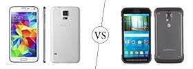 Samsung Galaxy S5 vs S5 Active