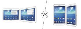 Samsung Galaxy Tab 3 10.1 vs Samsung Galaxy Tab 3 8.0
