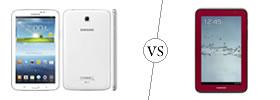 Samsung Galaxy Tab 3 7.0 vs Samsung Galaxy Tab 2 7.0