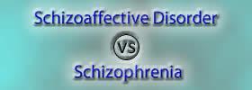 Schizoaffective Disorder vs Schizophrenia
