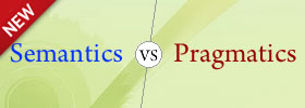 Difference between Semantics and Pragmatics