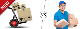 Shipping vs Delivery