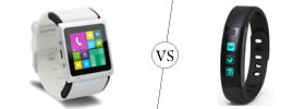 Smartwatch vs Smart Bracelet
