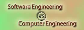 Software Engineering vs Computer Engineering