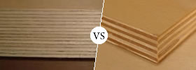 Softwood vs Hardwood Plywood