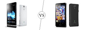 Sony Xperia S vs Sony Xperia T