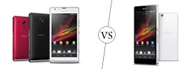 Sony Xperia SP vs Sony Xperia Z
