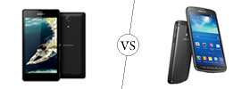 Sony Xperia ZR vs Samsung Galaxy S4 Active