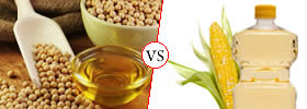 Soybean Oil vs Corn Oil