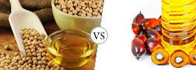 Soybean Oil vs Palm Oil
