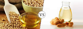 Soybean Oil vs Peanut Oil
