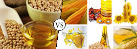 Soybean Oil vs Vegetable Oil