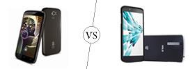 Spice Stellar Pinnacle Pro vs Xolo X1000