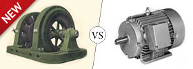 Synchronous Motor vs Induction Motor
