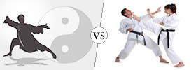 Difference between Tai Chi and Karate