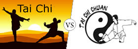 Difference between Tai Chi and Tai Chin Chuan