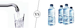 Tap vs Bottled Water