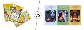 Tarot vs Oracle Cards