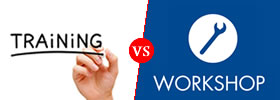 Training vs Workshop