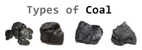 Different Types of Coal