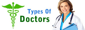 Different types of Doctors