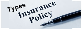 Different types of Insurance Policies
