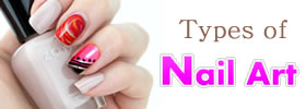 Different Types of Nail Art