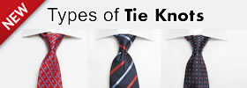 Different Types of Tie Knots