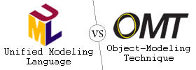 Difference between UML and OMT