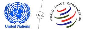 UN vs WTO