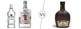 White Rum vs Dark Rum