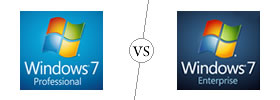Windows 7 Professional vs Enterprise