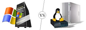 Windows Server vs Linux Server