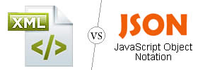 Difference between XML and JSON