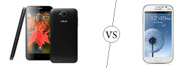 XOLO Q800 vs Samsung Galaxy Grand