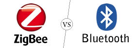 Difference between Zigbee and Bluetooth