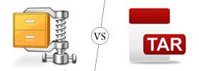 ZIP vs TAR