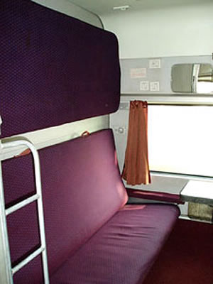1 AC in Indian railway