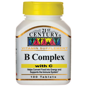 what are vitamin b complex