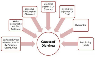 Difference Between Diarrhea And Dysentery Diarrhea Vs