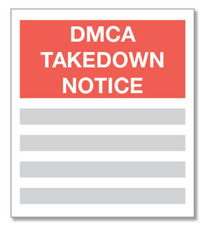 what is a dmca notice dmca notice