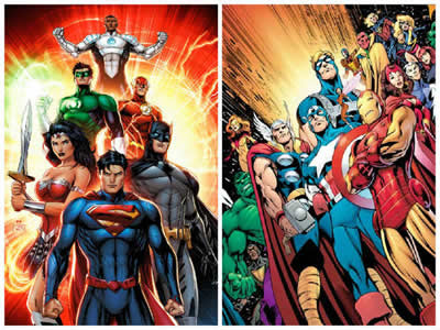 Why dc is better than marvel essay