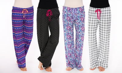 Difference between Pajamas and Sweatpants
