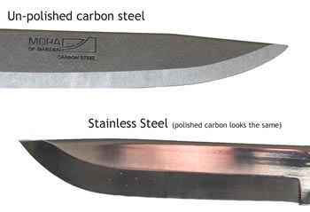 Stainless Steel vs Mild Steel