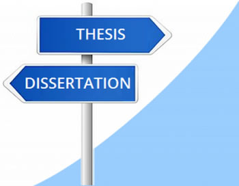 dissertation essay difference