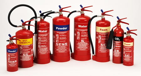 Different Types of Fire Extinguishers | Different Types of Fire ...